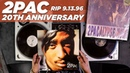 Celebrate The Legacy of 2Pac Through The Art of Sampling