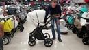 Детская коляска Roan Bas Soft LE обзор коляски акция в апреле на koliaskid