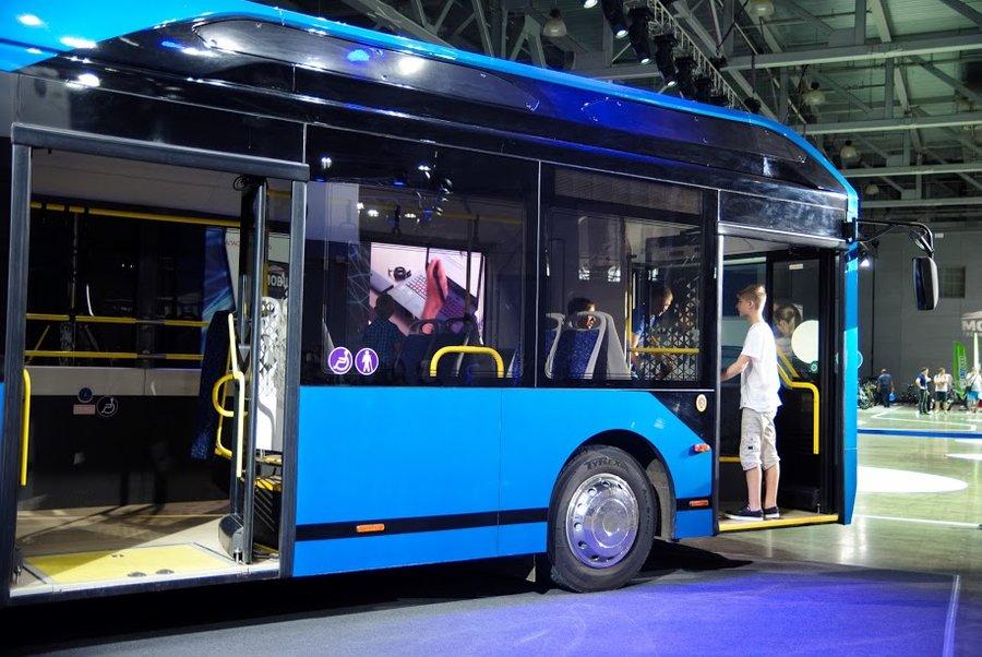 В Курске ещё один электробус скоро выйдет на маршрут