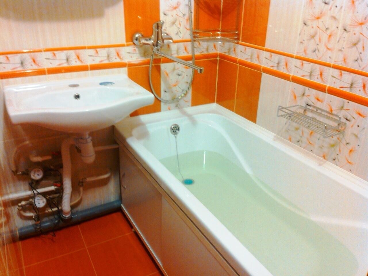 Ремонт в ванной — на что обратить внимание?