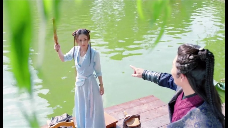 Yan Xun Chu Qiao's story Part 1 ~ Star Moon ~ MV Princess Agents ep.01-21 特工皇妃楚乔传