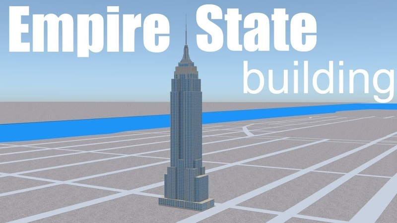 How tall is the Empire State Building