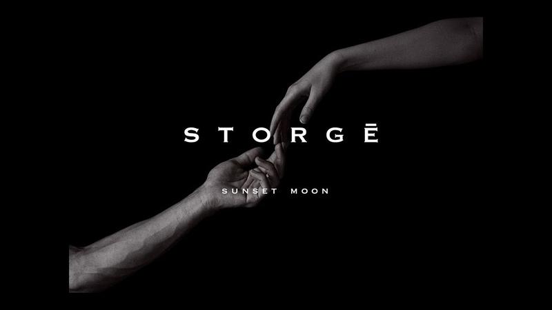 Sunset moon - storge