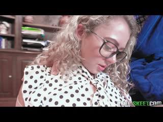 Allie addison tiny bookworm blonde порно porno русский секс домашнее видео brazzers hd