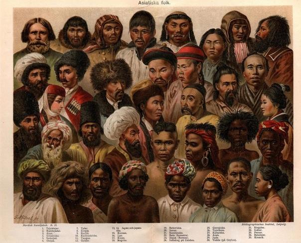 ЦВЕТНАЯ ИСТОРИЯ Европейцы называли жителей Восточной Азии «белыми» до конца 18 века. Но стоило китайцам и японцам начать сопротивляться культурной ассимиляции, они сразу же стали «желтыми»,