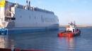 01 Austal Hull 393 Molslinjen Express 4 Launch