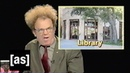 Library Check It Out With Dr Steve Brule adult swim