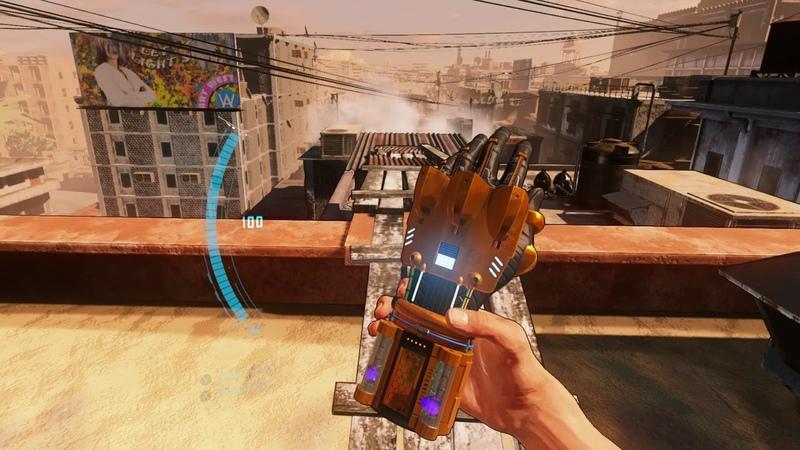 Shoot Shoot Punch | Defector | Oculus Rift Rift S