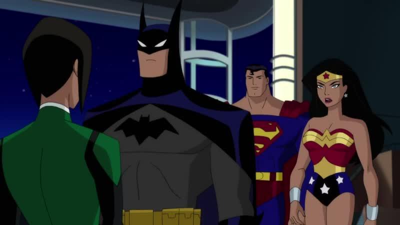 Лига Справедливости против Смертоносной Пятёрки (Justice League vs. The Fatal Five) - Трейлер
