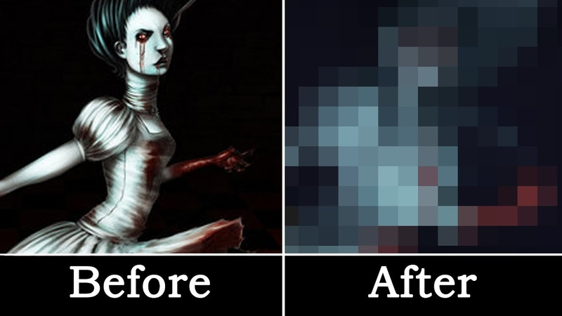 """Alice Madness Returns """"Hysteria"""" Repaint First Voice Over (6 Years of Improvement!)"""