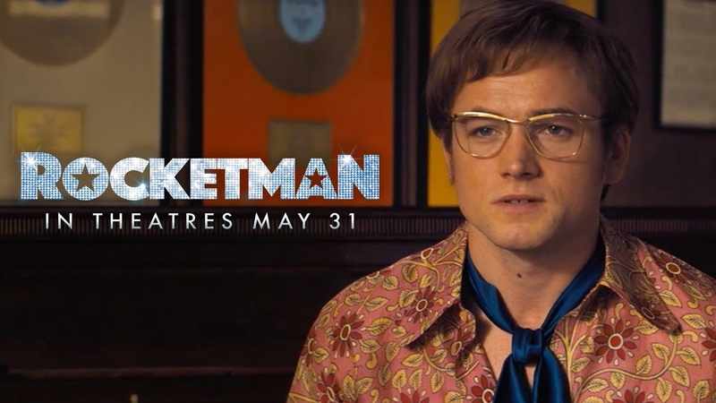 Rocketman (2019) - Elton Johns Story - Paramount Pictures