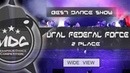Ural Federal Force | 2 place Best Dance Show | MDC2019