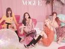 "Vogue Korea on Instagram: "" KillThisLove 로 컴백하자마자 유튜브 1억 뷰를 달성하며 인기 고공 행진을 이어가는 블랙핑크💕 며칠 전 와 함께한 특별한 화보 촬영 현장을 공개합니다. 네 소녀의 사랑스러운 매력을 담은 화보는 보그 7월호"