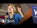 Elizabeth Warren raises $19.1 million in 2nd quarter