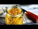 ★ Этот рецепт передается из поколение в поколение Cмесь с порошком горчицы меда и гималайской соли