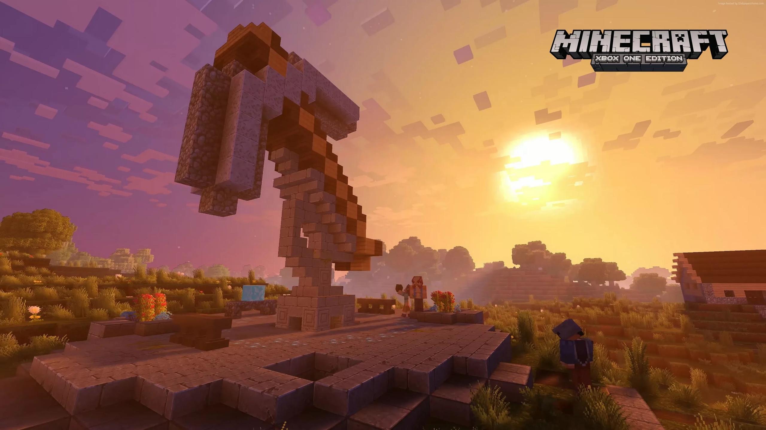 Кирка в Minecraft