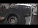 Opel Zafira замена ременного шкифа коленчатого вала