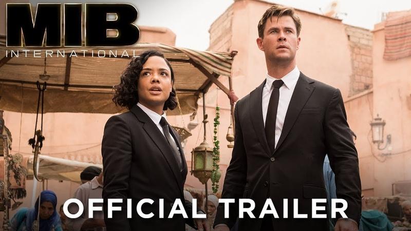 MEN IN BLACK: INTERNATIONAL - Official Trailer 2