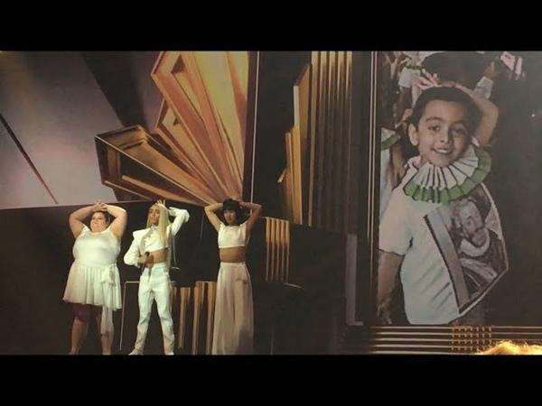 Bilal à l'Eurovision : Partie 4 ! Première 1/2 finale : jury show