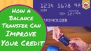 How a Balance Transfer Credit Card Can Help Me With My Credit? | Save Money Tricks |