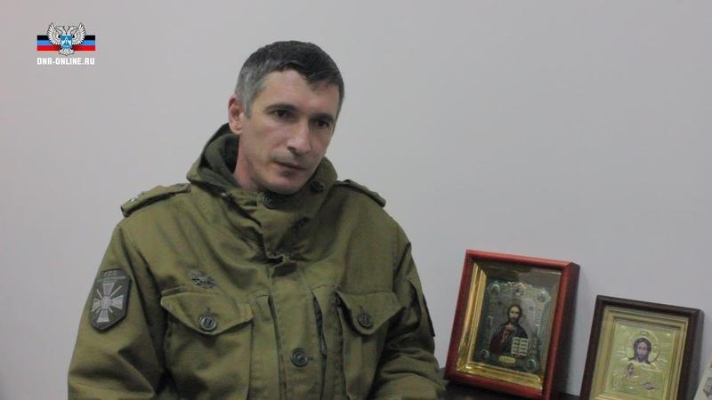 Атаман ЧКВА Вадим Мироненко о Русской весне в Крыму
