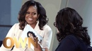 Why Michelle Obama Chose Becoming as the Title of Her Upcoming Memoir Oprah's Book Club OWN