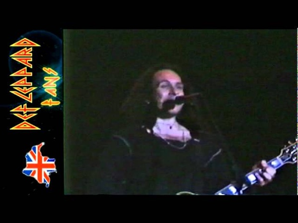 Def Leppard Colombia 1997 - Love Bites Live