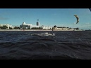Russia Archengelsk kite kiting flysurfer