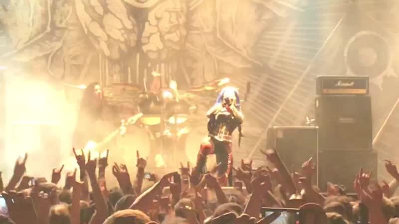 Arch Enemy - My Apocalypse (Live @ GlavClub | Moscow | 15.07.2019)