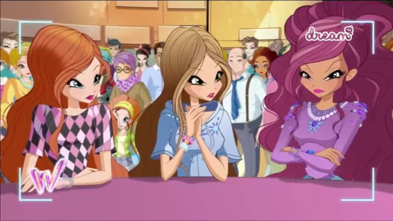 Winx Club - World Of Winx | Ep.1 Clip - The Talent Thief (Mongolian Voice-Over)