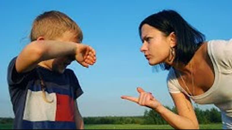 Как матери уничтожают своих сыновей Первый враг мужского интеллекта