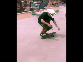 Your favorite rapper could never do a nollie 360 flip in his boots