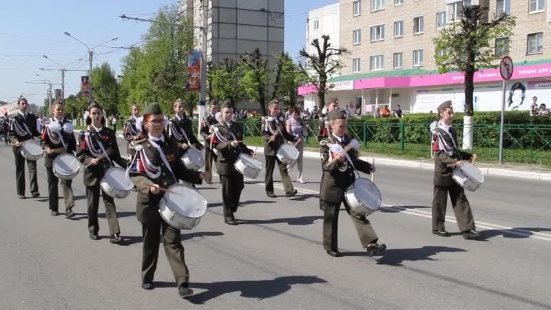 9 мая 2019 г. Парад Новочебоксарск