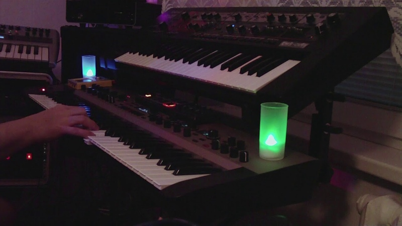 Loomeer - tinnitus electrica - 1. fluctuationem iusto [ambient electronic music improvisation]