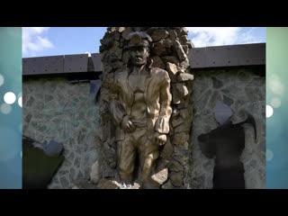 Скульптор Александр Ёлкин (город Межгорье, проект «Любимые художники Башкирии»)