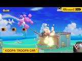 Super Mario 3D World Theme in Super Mario Maker 2! (Nintendo Direct)