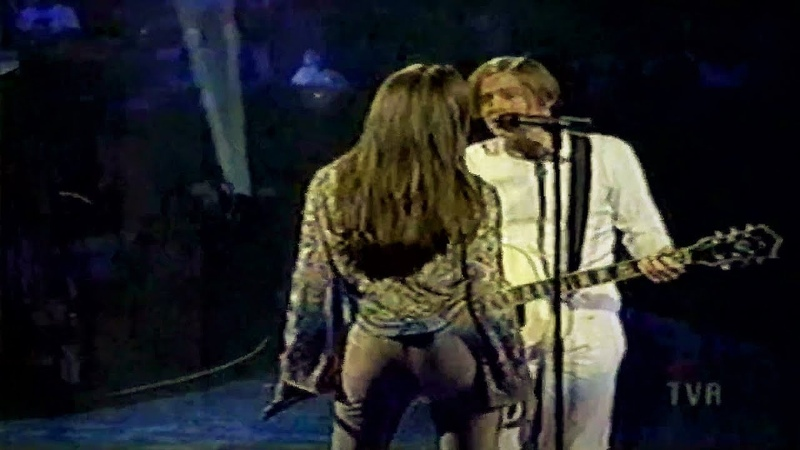 Bryan Adams Celine Dion - (Everything I Do) I Do It For You = HD LIVE On TVShow 96*