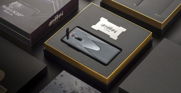 Анонс Redmi К20 Pro в стиле Мстителей:
