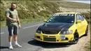 THE WIDE ARCH 7.9 EVO! *350 BHP SCREAMER PIPE* - Mitsubishi Evo 7 Review