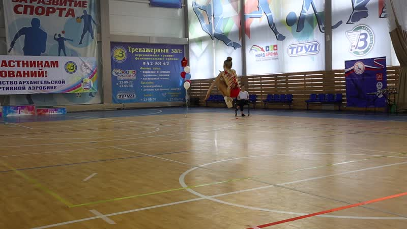 12 14 Аншукова Дарина Спорт тайм 1 е место