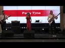 Кавер-группа Party Time г. Уфа Свадебная выставка Ufa Wedding 2018