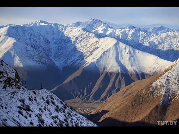 Поездка по трассе Душанбе Худжанд в Таджикистане