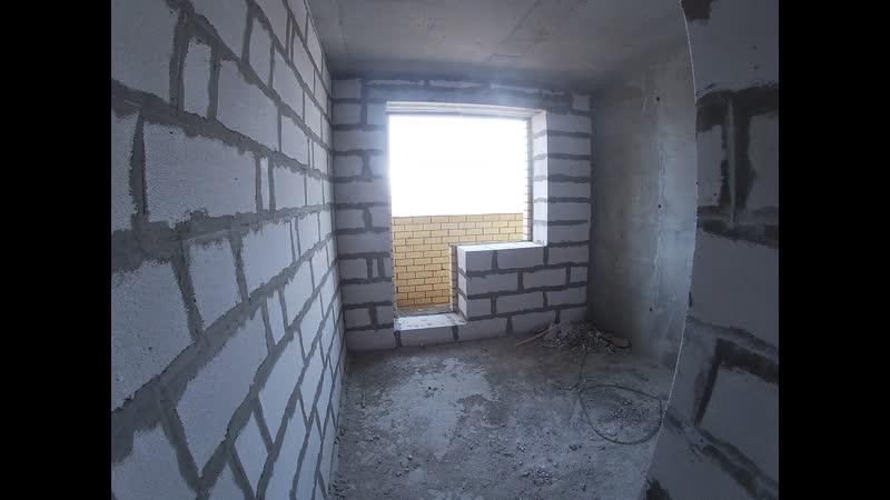 1 комнатная квартира 35 54 кв м Экскурсия Видео от 17 04 19