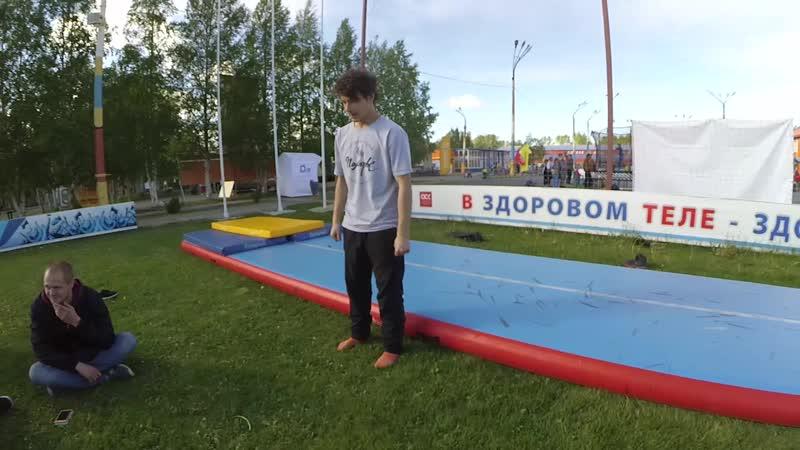 ВЫХОДИ!!_Северодвинск: Акробатика-Егор Кушеваров