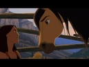 Индеец отпускает Спирита домой - Спирит: Душа прерий (2002)