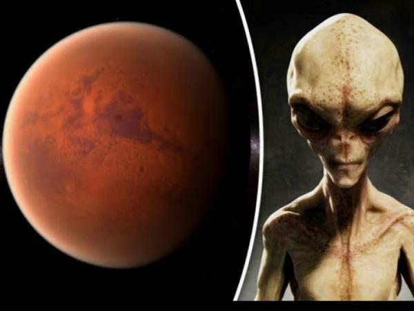 МУЖИК уверяет что 17 лет служил на Марсе