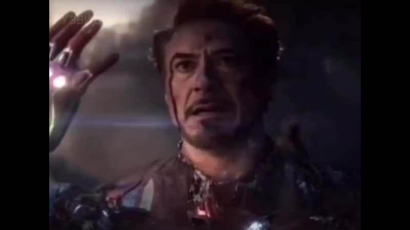 А я так просто Железный Человек