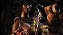 Mortal Kombat X: All of Tanya's Fatalities, Brutalities, X-Ray, and an Intro