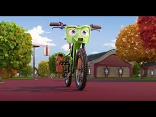 Велотачки (bikes) (2018) трейлер русский язык hd / вело тачки /