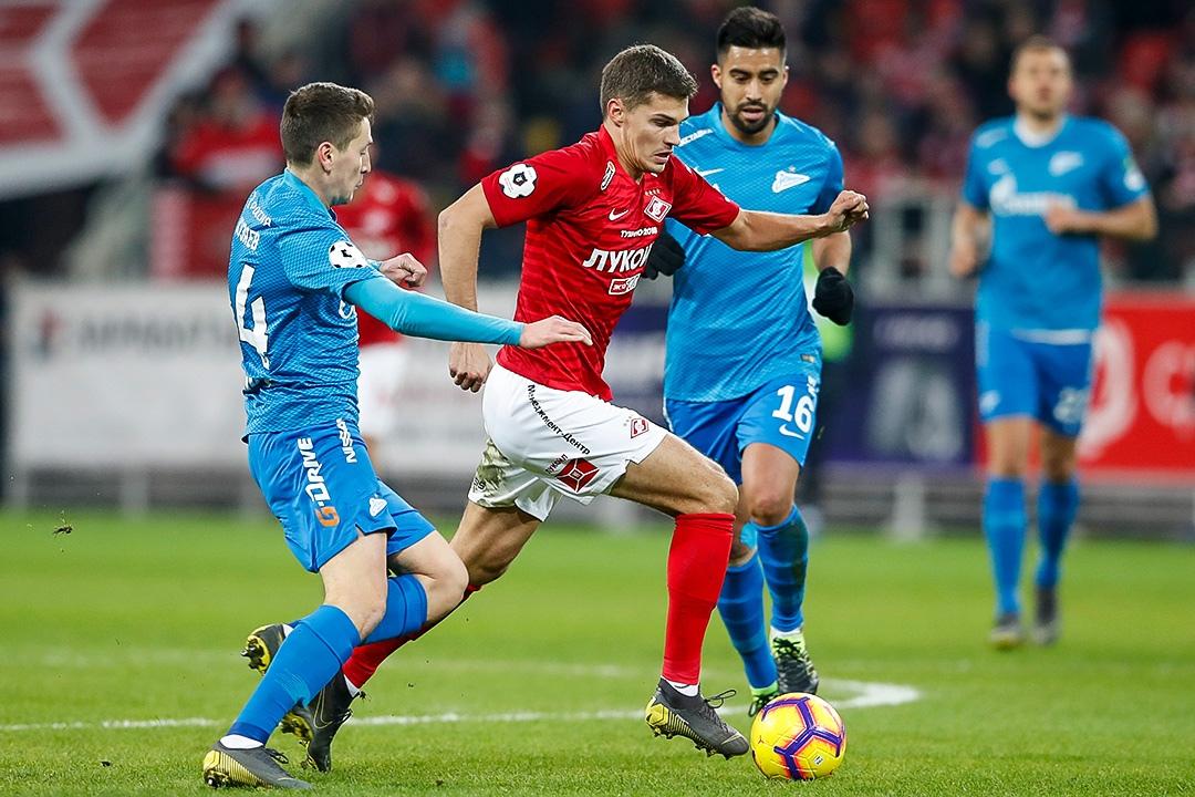 Зобнин получил перелом сустава кисти во время матча с «Зенитом»